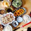 産後ダイエット 40日目の食事内容 8.75㎏減量中